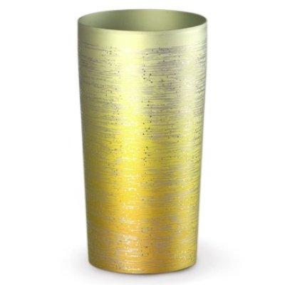 画像1: 二重チタンタンブラー 涼 ゴールド 【日本製】金属タンブラー ホリエ HORIE 父の日ギフト 酒器 CR-S6897810