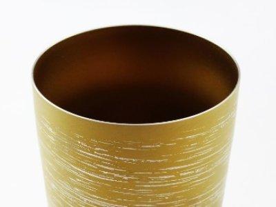 画像2: 二重チタンタンブラー 白樺(小) ブラウン 【日本製】金属タンブラー ホリエ HORIE 父の日ギフト 酒器 CR-S5370487