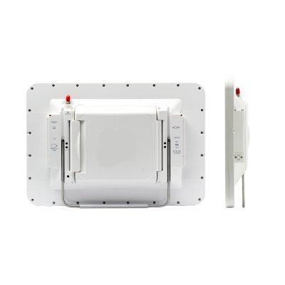 画像2: 13.3型フルセグ対応防水ポータブルDVDプレーヤー CR-S8310591