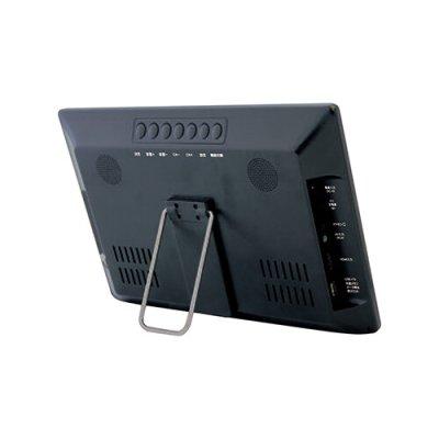 画像2: 14.1インチ液晶 地デジ録画機能付きポータブルテレビ CR-S8135821
