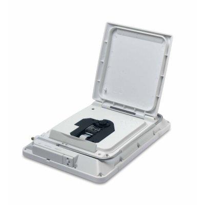 画像2: 9インチ液晶フルセグ防水DVDプレーヤー ホワイト CR-S8101086