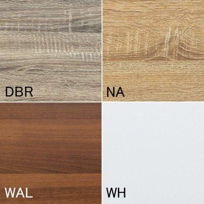 画像3: 【定価より50%OFF!】BIANCAビーンズテーブル DBR/NA/WAL/WH 家具 テーブル CR-S7818512