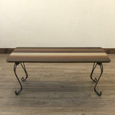 画像1: 【定価より50%OFF!】ARCHAIC折れ脚テーブル・角型 家具 テーブル CR-S5360976