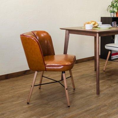 画像2: 【定価より50%OFF!】Donovanダイニングチェア(1脚) 全4色 家具 椅子 CR-S5799669