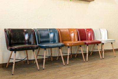画像1: 【定価より50%OFF!】Donovanダイニングチェア(1脚) 全4色 家具 椅子 CR-S5799669