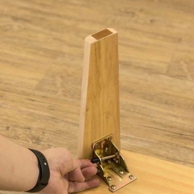画像3: 【定価より50%OFF!】折畳みテーブル Rosslea60 NA/WAL/WW 家具 テーブル CR-S5681431