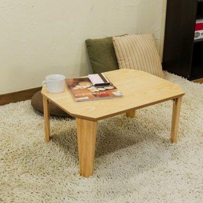 画像1: 【定価より50%OFF!】折畳みテーブル Rosslea60 NA/WAL/WW 家具 テーブル CR-S5681431