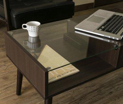 画像1: 【定価より50%OFF!】引き出し付センターテーブルAltona DBR/NA/WH 家具 テーブル CR-S5294840