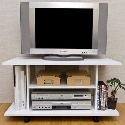 画像2: 【定価より50%OFF!】テレビ台 JASPER DBR/NA/WH CR-S3619133